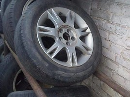 Seat cordoba Light alloy R15