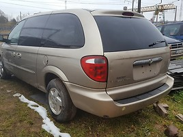 Chrysler Town & Country II 2002 y. parts