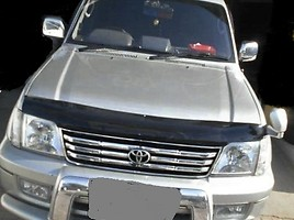 Toyota Land Cruiser IV
