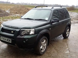 Land Rover Freelander I Vienatūris 2004