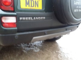 Land Rover Freelander I 2004 m dalys