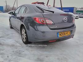 Mazda 6 II 2009 m. dalys