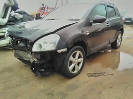 Nissan Qashqai I 2008 m. dalys