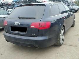 Audi A6 2007 m. dalys