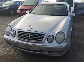 Mercedes-Benz CLK 200 W208  Coupe