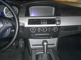 Bmw 525 E60 europa, odinis salon 2005 m dalys