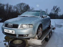 Audi A4 B6  Sedanas