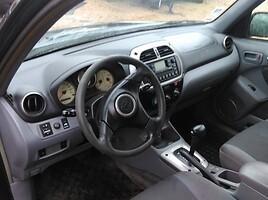 Toyota RAV4 II Visureigis 2001