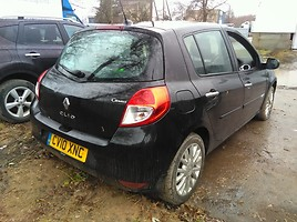 Renault Clio II, 2010m.