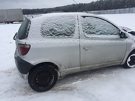 Toyota Yaris I 2000 y. parts