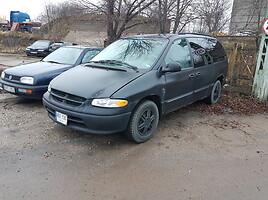 Chrysler Town & Country I Yra 2 Crysler Van