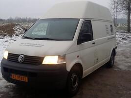 Volkswagen Transporter T1 Krovininis mikroautobusas 2007