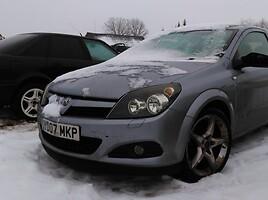 Opel Astra II 2007 m. dalys