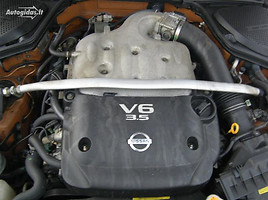Nissan 350 Z 2003 г. запчясти