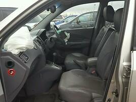 Hyundai Tucson 2005 г. запчясти