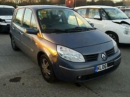Renault Scenic II, 2006m.