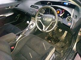 Honda Civic VIII 2006 m. dalys