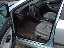 Peugeot 607 2004 m dalys