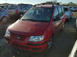 Hyundai Matrix, 2003m.