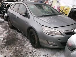 Opel Astra III 81kw Universalas 2011