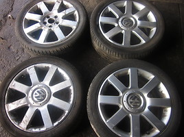 Volkswagen  Lengvojo lydinio R17