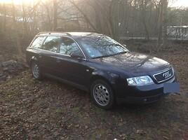 Audi A6 C5 Universalas 2001