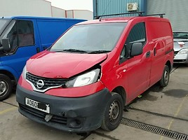 Nissan NV200   Heavy minibus