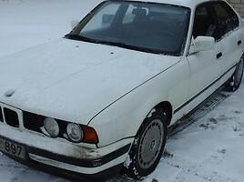 Bmw 525 E34 1991 m. dalys