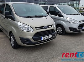 Ford Transit Custom  Vienatūris 2017 m.
