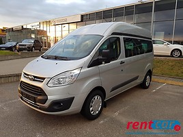 Ford Transit Custom 2017 m.