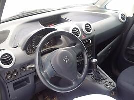 Peugeot 1007 2007 m dalys