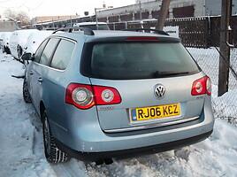 Volkswagen Passat B6 BKP 2007 m. dalys
