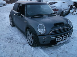 MINI Cooper S  TURBO Hatchback