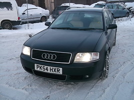 Audi A6 C5 MULTI TRONIC BDG Universalas