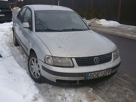 volkswagen passat b5 Sedanas 1998