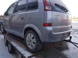 Opel Meriva I  Hečbekas