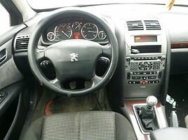 Peugeot 407 Sw tvarkingas 2005 m. dalys
