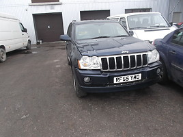 Jeep Grand Cherokee III  Visureigis
