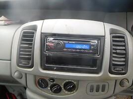 Opel Vivaro I, 2003m.