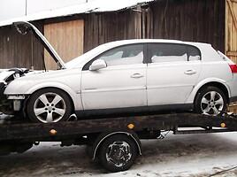 Opel Signum TURBO Hečbekas 2004