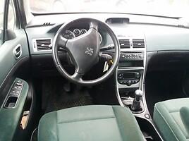 Peugeot 307 I Sw tvarkingas 2004 y. parts
