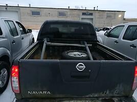 Nissan Navara, 2007m.