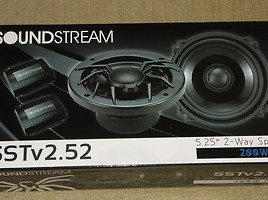 Garsiakalbis  Soundstream Tarantula garsiakalb