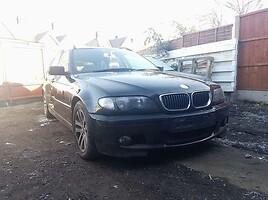 BMW 325 E46  Universalas