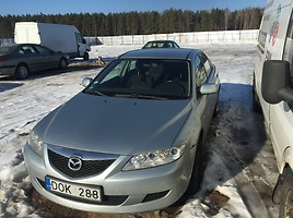 Mazda 6 I  Sedan