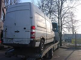 Mercedes-Benz Sprinter III 313CDI /95kw 2010 m dalys