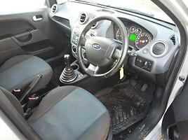 Ford Fiesta MK6 2006 m. dalys