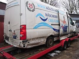 Volkswagen Crafter 35  / 80kw /2,0 2012 m. dalys