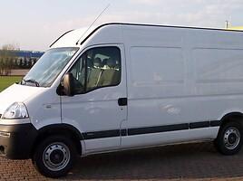 Opel Movano II  Krovininis mikroautobusas