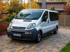 Opel Vivaro I  Krovininis mikroautobusas